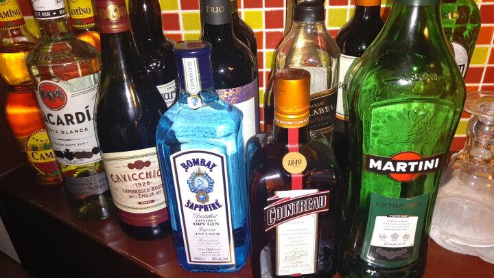 纳格力特(Negrita)洋酒 黑 朗姆酒 700ml 晒单图