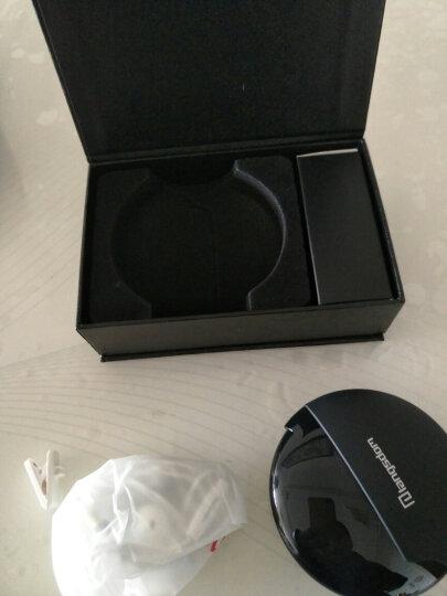 【停用】兰士顿 F9耳机入耳式 重低音通用男女生 k歌耳机 安卓苹果手机通用耳塞式唱歌带麦电脑耳机 晶银色 晒单图