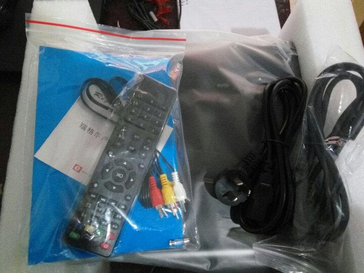 Rigal 瑞格尔RD-806 家用投影仪 全高清无线办公投影机 手机投影仪迷你便携微型智能无屏电视 套餐一(内置WIFI) 晒单图