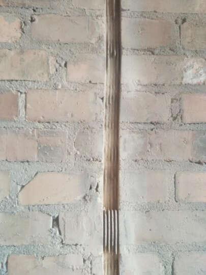 利祥 双电机一次成型墙壁开槽机混凝土切割机 水电安装布线开槽工具 带激光双动力无死角开槽机+刀片 晒单图