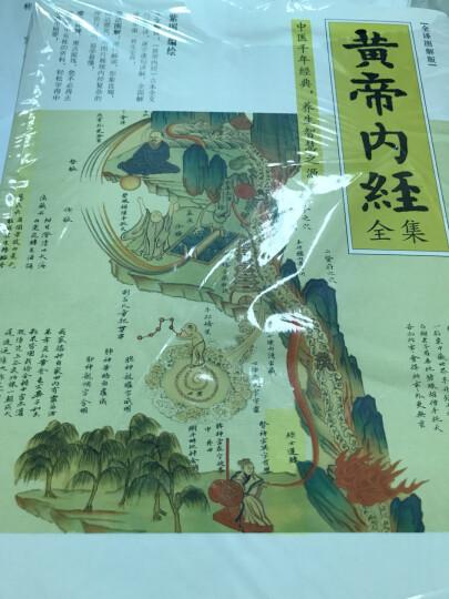 黄帝内经全集:中医千年经典,养生智慧之源(全译图解版) 晒单图