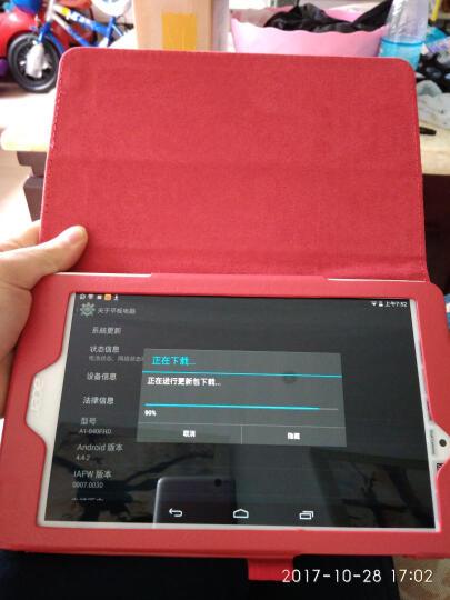 【二手9成新】华为 MateBook 平板二合一轻薄触屏商务笔记本电脑 M5/4G/128G香槟金/棕色键盘 晒单图