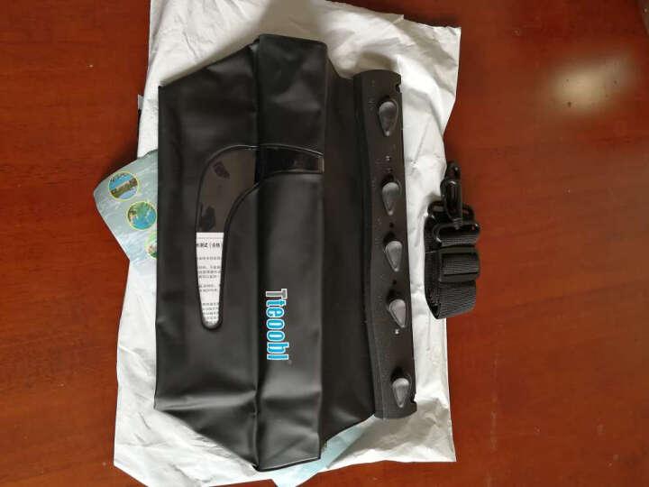 特比乐 游泳包防水包手机防水袋数码漂流袋户外登山沙滩滑雪收纳用品 819C黑色 晒单图