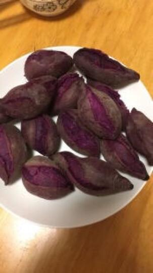 乐润 紫薯迷你紫薯地瓜 2.5kg 晒单图