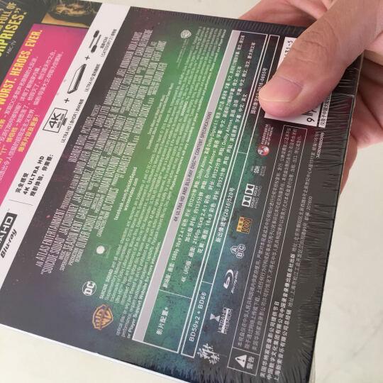 X特遣队 蓝光书 剧场版+加长版+4K UHD剧场版(蓝光碟 2BD50+ BD66) 晒单图