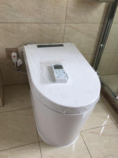 华帝(VATTI)智能马桶一体机无水压限制即热式无水箱坐便器全自动加温烘干冲洗座便器 M1  300坑距 (覆盖区域内包送货入户) 晒单图