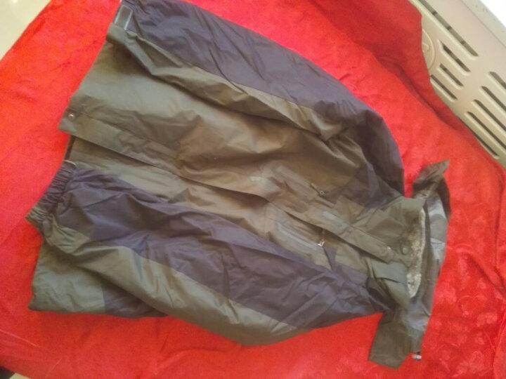 凯瑞摩(karrimor) 凯瑞摩户外冲锋衣男女三合一户外防风透气保暖登山服可脱卸两件套 女款-玫红色 M 晒单图