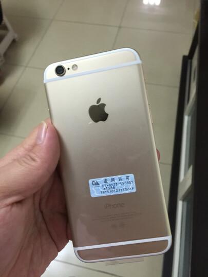 Apple 苹果 iPhone6移动联通电信4G手机 灰色 官方标配 32G+碎屏险服务1年 晒单图