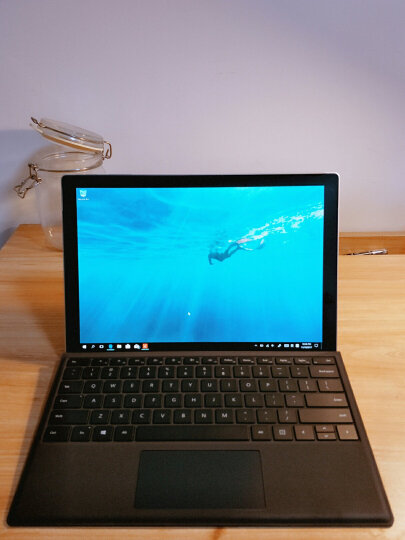 【黑色键盘套装】微软(Microsoft)Surface Pro(第五代)二合一平板电脑 (Core M3 4G 128G ) 晒单图