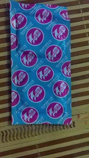 倍力乐 避孕套 男用情趣安全套 计生用品刺套持久螺纹大颗粒狼牙冰热型10只*3盒(新老包装交替) 晒单图