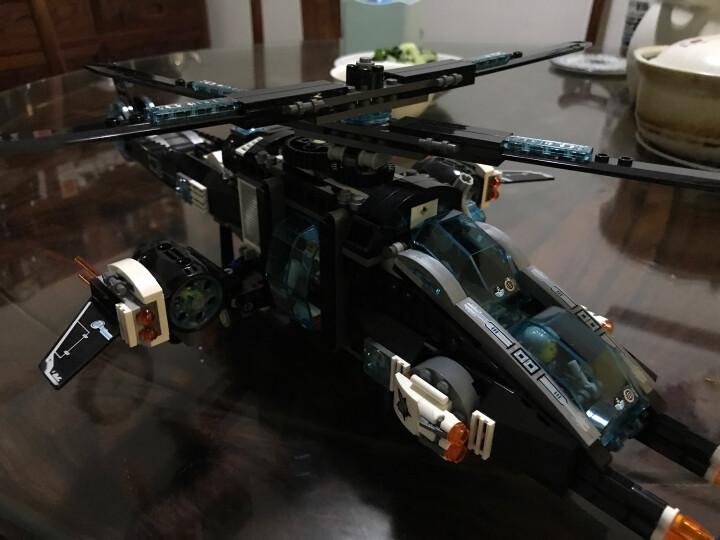 乐高/LEGO 超级特工 70166 间谍渗透 晒单图