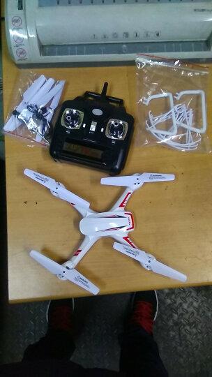 SYMA司马遥控飞机大型耐摔四轴飞行器无人机航拍高清战斗航模直升儿童玩具 无航拍X5A三电版 晒单图