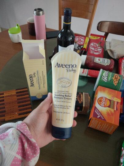 艾维诺 Aveeno婴儿舒缓燕麦 面霜 润肤霜227ml 所有肤质适用 晒单图