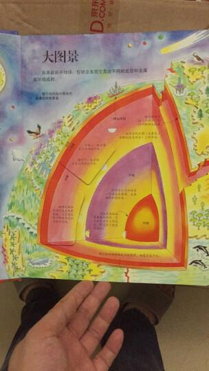 乐乐趣科普翻翻书·看里面系列(第5辑 套装共4册) 晒单图