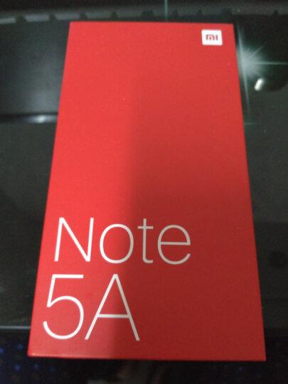 小米 红米Note5A 移动4G+版全网通 4GB+64GB 铂银灰 移动联通电信4G手机 双卡双待 拍照手机 晒单图