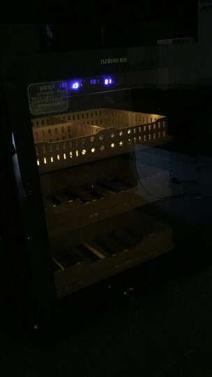 尊堡(zunbao)BX-118  实木恒温恒湿雪茄柜进口压缩机雪茄盒加湿抽湿 纯铜蒸发器 BX-118棕木纹 晒单图