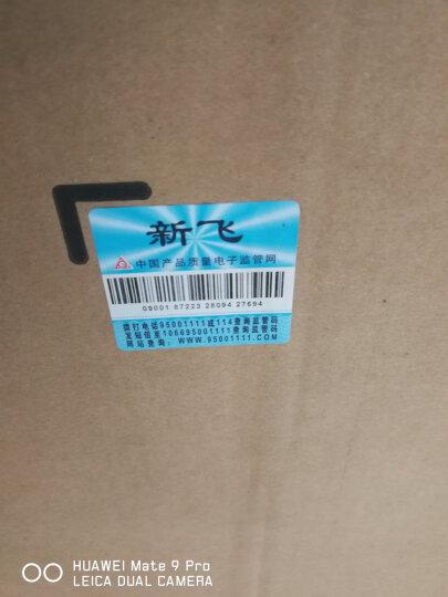 新飞(Frestec)518升 风冷无霜 纤薄设计 节能静音 香槟金对开门冰箱 BCD-518WLFT9C 晒单图