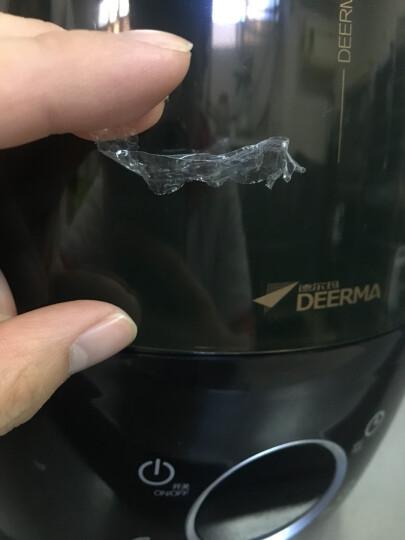 德尔玛(Deerma)加湿器 4.5L大容量 智能恒湿 静音迷你办公室卧室家用香薰加湿 LU200 (古铜黑) 晒单图