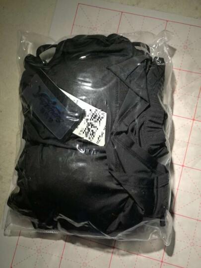 颖熙梦(yingximeng) 温泉泳衣 女式保守遮肚小胸聚拢游泳衣显瘦连体泳衣1786 M1786红色(连体款) XL(建议125-145斤) 晒单图