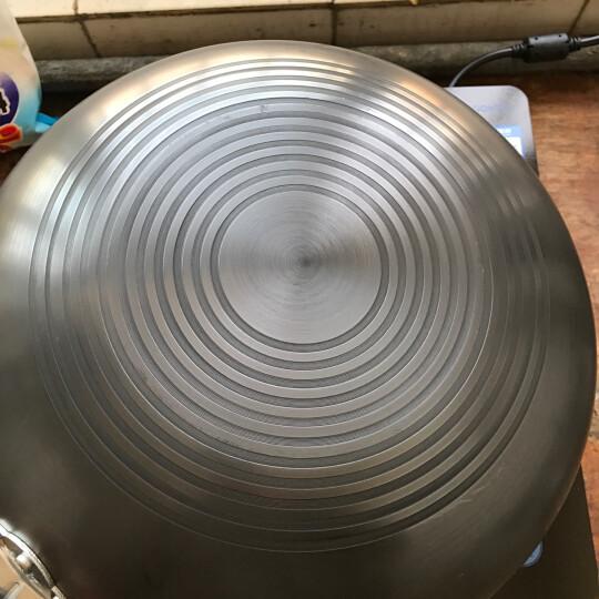 美的(Midea) 电磁炉 多功能大功率  家用智能触控学生 电池炉套装 SN2105T 赠送优质渗氮铁锅 晒单图