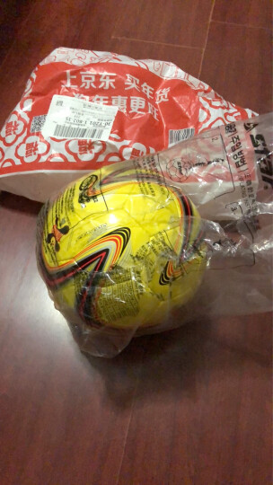 世达STAR  PU手缝 足球 SB3134-05 4号球 青少年儿童比赛用球 晒单图