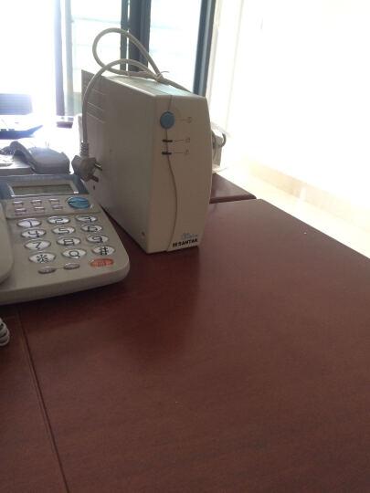 山特 UPS不间断电源 TG500 后备式ups不间断电源备用电脑500VA/300W 晒单图