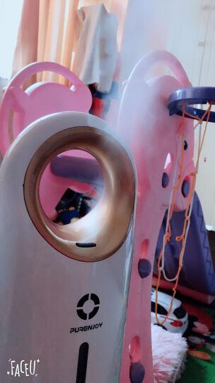 净享(pureenjoy) 落地空气加湿器 家用大容量空调智能办公室卧室客厅孕妇婴儿可用静音 孔雀蓝-电脑遥控板 晒单图