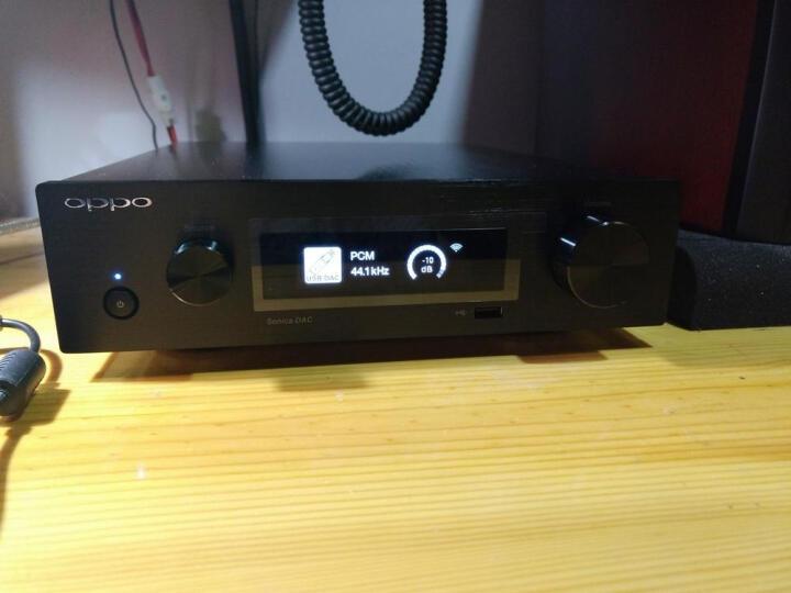 OPPO SDAC-3 Sonica DAC HiFI前级解码器 发烧DSD无线蓝牙解码器 黑色(现货·顺丰空运) 晒单图