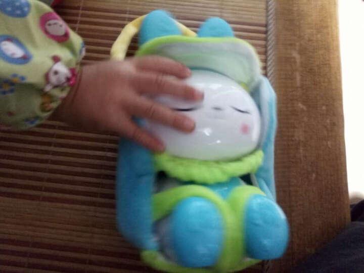 小白兔子故事机蓝牙版智能早教机宝宝胎教音乐播放器0-8岁婴儿童益智学习玩具会唱歌可充电遥控 (赠品)防摔包1个 晒单图
