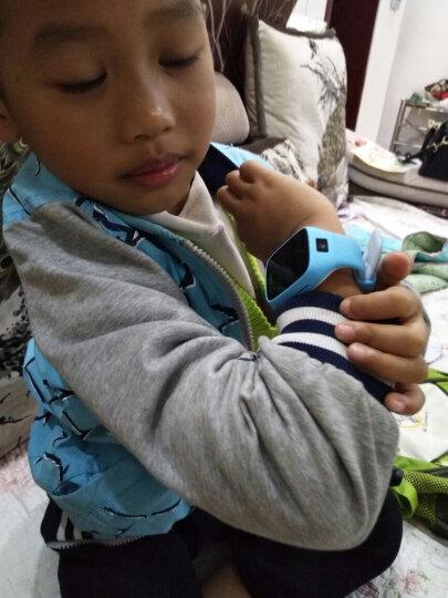 360儿童手表智能拍照版 故事儿歌 防丢防水GPS定位 360儿童卫士 儿童手表5C W602彩屏电话手表 樱花粉 晒单图