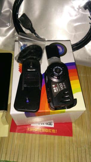 雅视威 微型监控摄像头 监控器家用手机远程高清迷你超小夜视无线高清摄像机家用监控设备 C款(超清新款圆形) +32G内存卡 晒单图