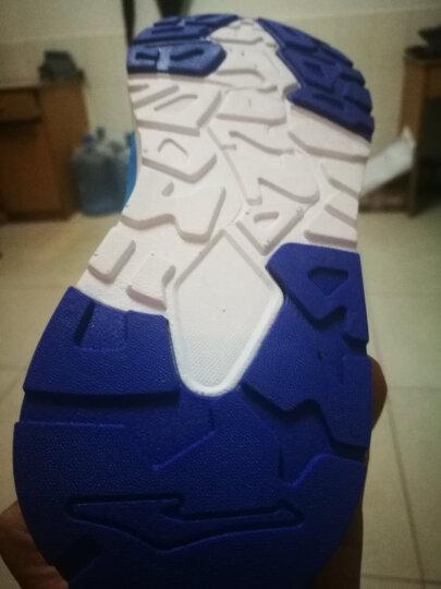 鸿星尔克(ERKE) 鸿星尔克童鞋 儿童运动鞋男女童 E字鞋休闲跑步鞋复古休闲鞋慢跑鞋 古蓝/炫蓝 36 晒单图