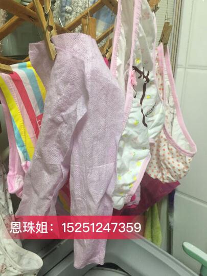 南极人(Nanjiren)儿童内衣 男女童黄金绒暖甲保暖内衣一体加绒加厚秋衣秋裤套装 紫色 160 晒单图