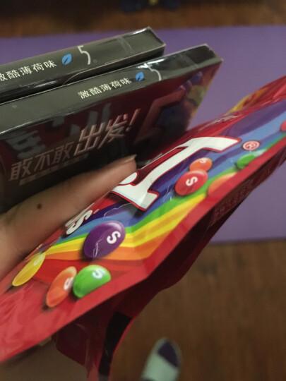 彩虹糖原果味FUN享桶(新旧包装随机发 新年年货年糖 15g*30包) 晒单图