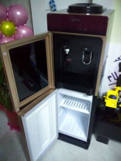 美的(Midea) 饮水机 台式温热迷你饮吧速热型饮水器 晒单图