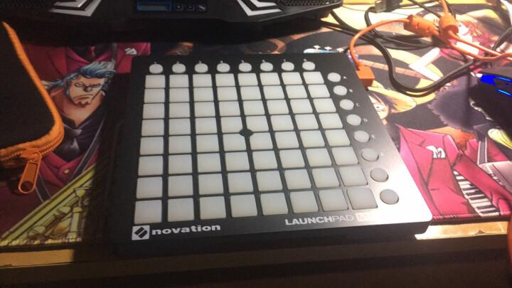 诺维逊Novation MK2 MIDI现场控制器音乐编曲键盘打击垫 launchpad mini 晒单图