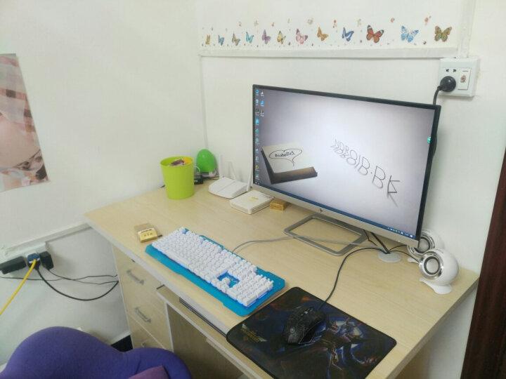惠普(HP)27ES 27英寸纤薄 IPS FHD 178度广视角 色彩增强 LED背光液晶显示器(银色) 晒单图