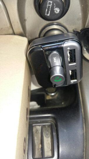HYUNDAI现代 车载mp3播放器 汽车手机蓝牙免提电话 无损音乐FM发射USB充电器 多功能MP3 (支持U盘TF卡播放)+8G内存卡 晒单图