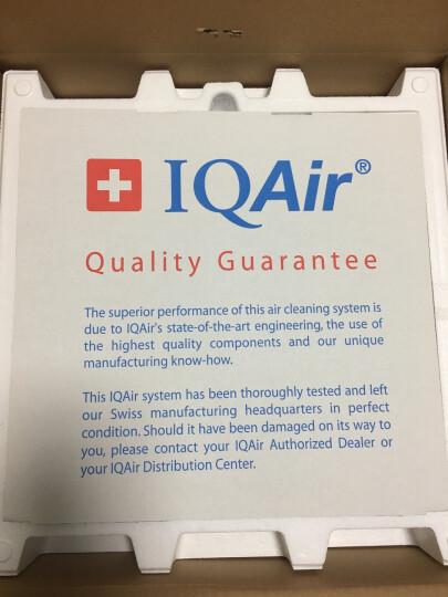 爱客(IQAir) 美版原装HealthPro 250除PM2.5/除甲醛家用空气净化器 GC第三层罩套滤网 晒单图