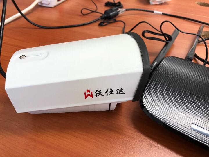沃仕达(woshida)62H10P 720p百万高清网络数字远程监控摄像机 镜头4mm 晒单图
