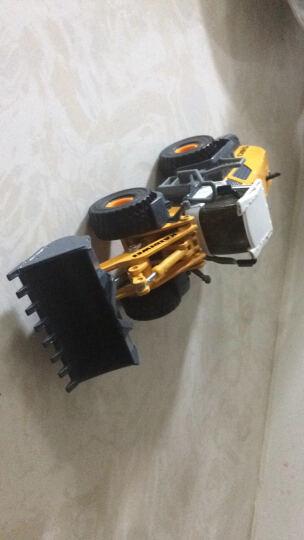 凯迪威 工程汽车模型 1:50合金重型铲车大型金属原厂仿真汽车玩具 625003六一儿童节礼物 晒单图
