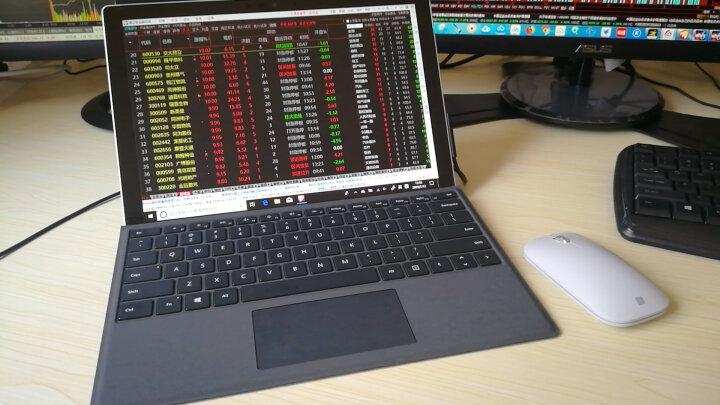【灰钴蓝键盘套装】微软(Microsoft)Surface Pro(第五代)二合一平板电脑笔记本(Core i5 8G 256G) 晒单图