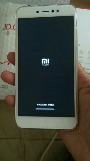 小米 红米Note5A 移动4G+版全网通 2GB+16GB 铂银灰 移动联通电信4G手机 双卡双待 晒单图