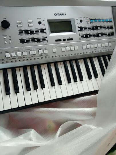雅马哈(YAMAHA) 雅马哈电子琴61键成人儿童考级演奏娱乐用琴 PSR-E463升级版E453 晒单图