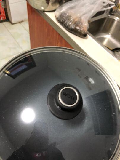 弗欧(WOLL) 炒菜锅 德国制造 钻石系列 少油烟炒锅 30cm 进口锅具 不粘锅 晒单图