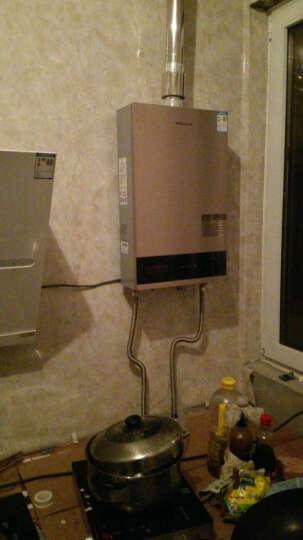万和(Vanward)16升大流量 CO报警防护系统 精控恒温 家用 商用 燃气热水器(天然气)JSQ30-335W16 晒单图