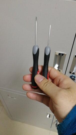 德国K牌 进口电子精密起子 钟表螺丝批 仪器仪表螺丝刀 电脑维修用 十字 一字 手机 拆机 一字4.0*60mm 晒单图