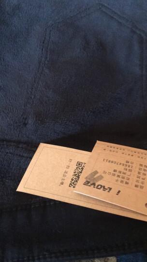 弹性牛仔裤男春季新款黑色修身小脚弹力裤子男韩版潮流2018青少年学生 天空蓝夏薄款MS-820 31 晒单图
