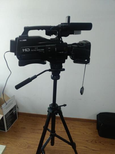 索尼(SONY)专业摄像机 HXR-MC2500肩扛式摄录一体机 MC2500/ 索尼2500C 黑色 套餐一 晒单图