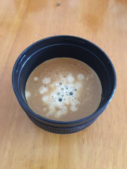 Nespresso 雀巢咖啡胶囊10粒装 奈斯派索胶囊咖啡机适用 咖啡豆研磨咖啡粉 低因-大杯唯沃托低因 晒单图